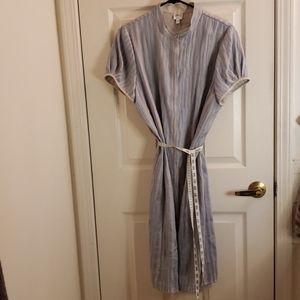 Armani Collezioni Light Blue Dress Size 16